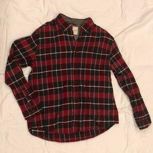 Weatherproof Plaid Shirt